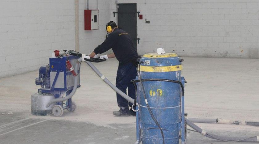 Las claves para una buena reparación del pavimento industrial