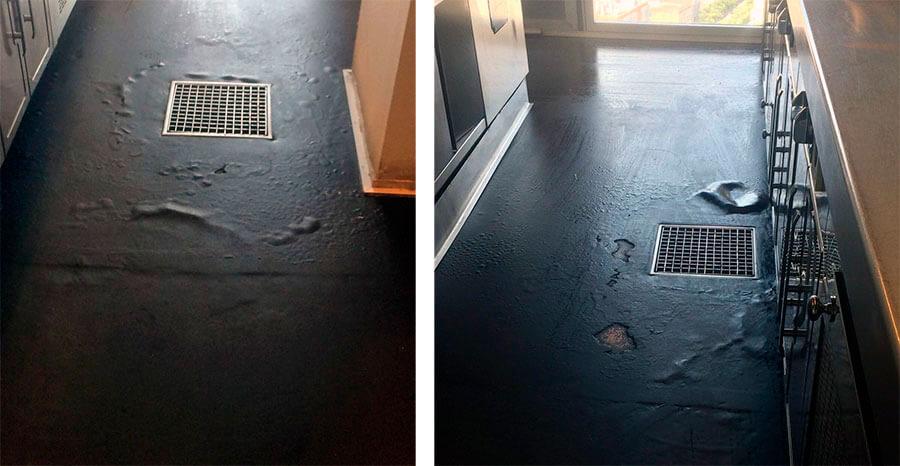 Cómo tratar correctamente las humedades en pavimentosindustriales